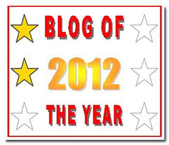 blog of year 2star
