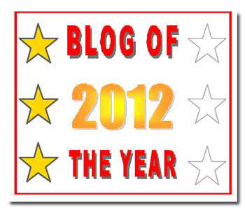 blog of year 3star