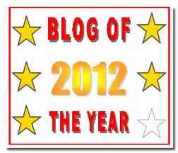 blog of year 5star