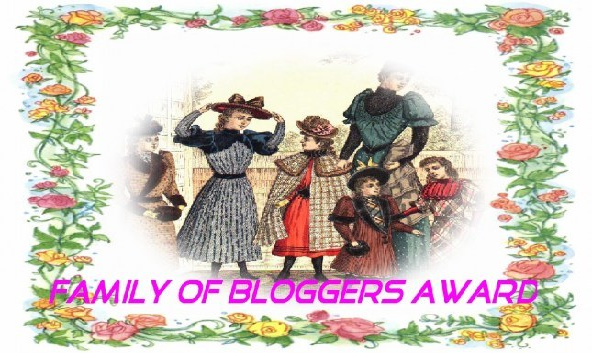 family blogger award