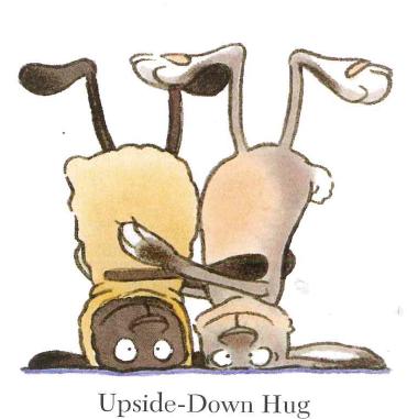 hugless upside