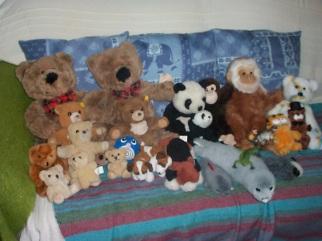 Teddy family