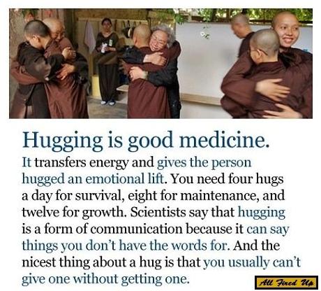 a hugs