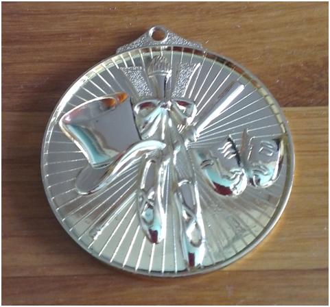 tap medal