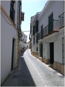 Ronda houses
